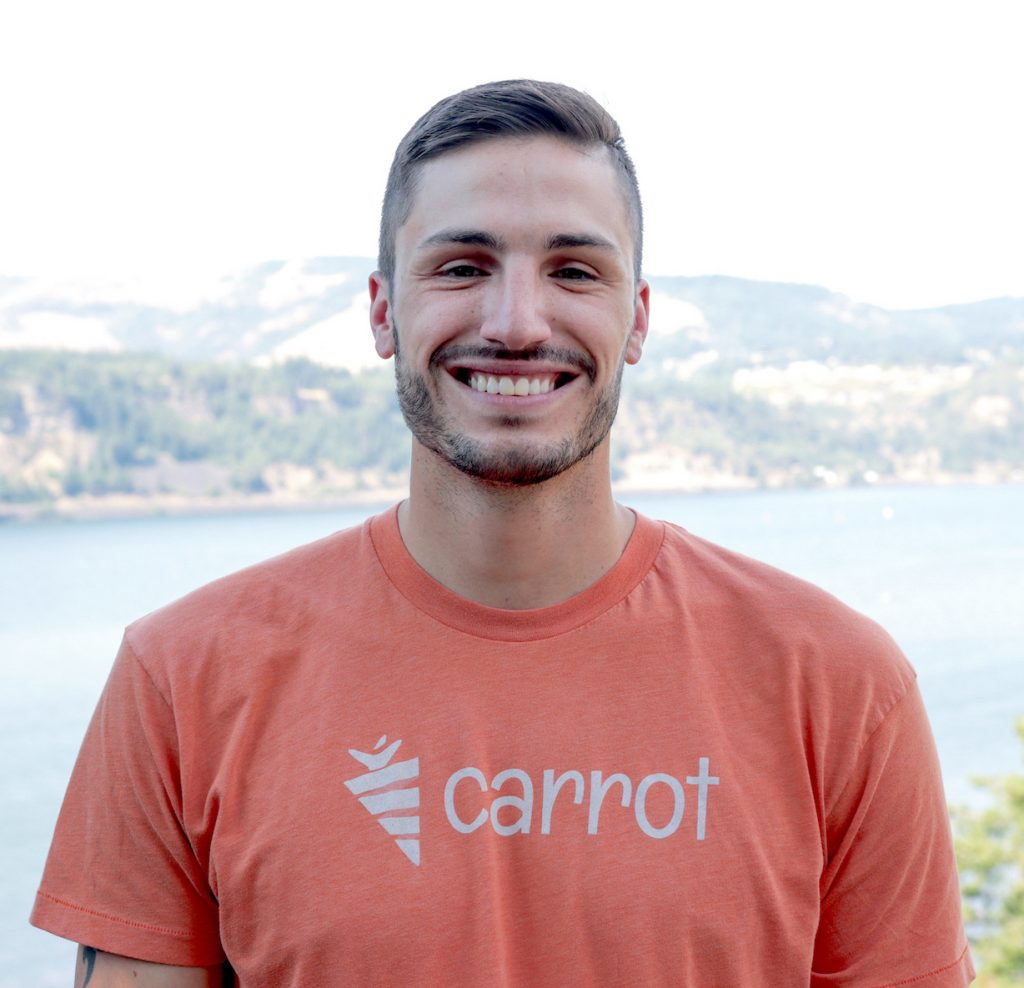 Alex Bio Pic Carrot Retreat 2021