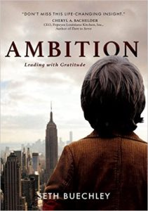 Ambition Book Cover