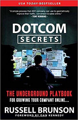 Dot Com Secrets Book Cover