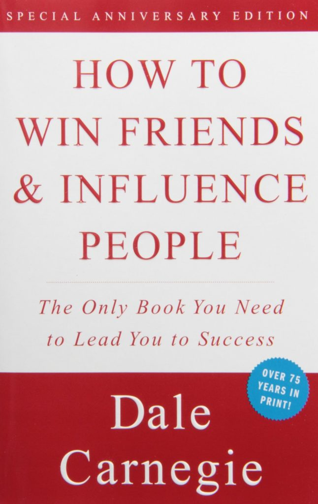 How To Win Friends And Influence People Book Cover