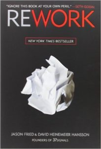 Rework Book Cover