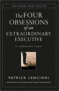 The Four Obsessions Book Cover