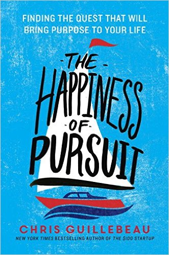 The Happiness of Pursuit book cover